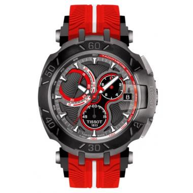 Pánské hodinky TISSOT T-Race Moto GP 2017 Jorge Lorenzo T092.417.37.061.02