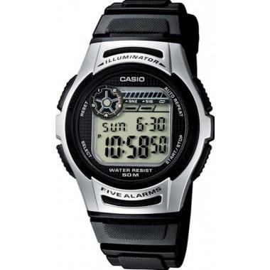 Pánské hodinky CASIO W-213-1A