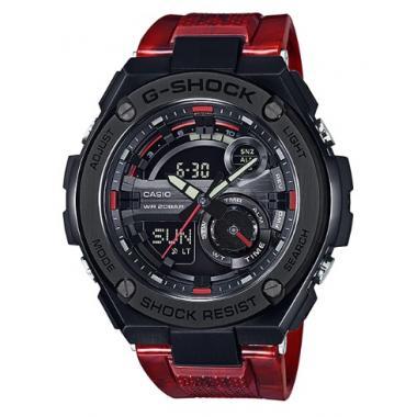 Pánské hodinky CASIO G-SHOCK G-Steel GST-210M-4A