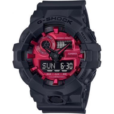 Pánské hodinky CASIO G-SHOCK GA-700AR-1AER