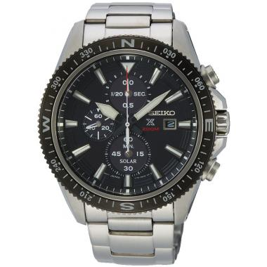 Pánské hodinky SEIKO Prospex Land Solar Chronograph SSC705P1