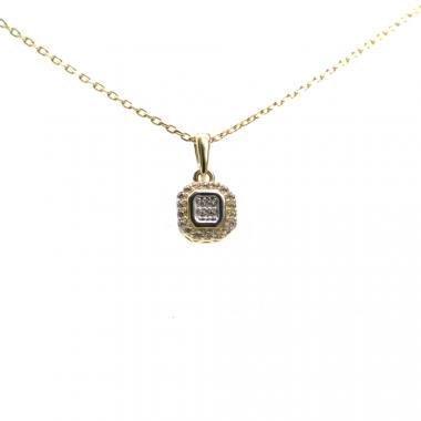 Zlatý přívěšek AU 585/000 GU00505