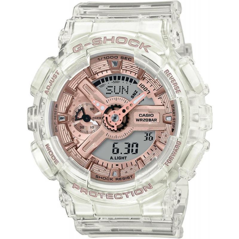Dámské hodinky CASIO G-SHOCK GMA-S110SR-7AER
