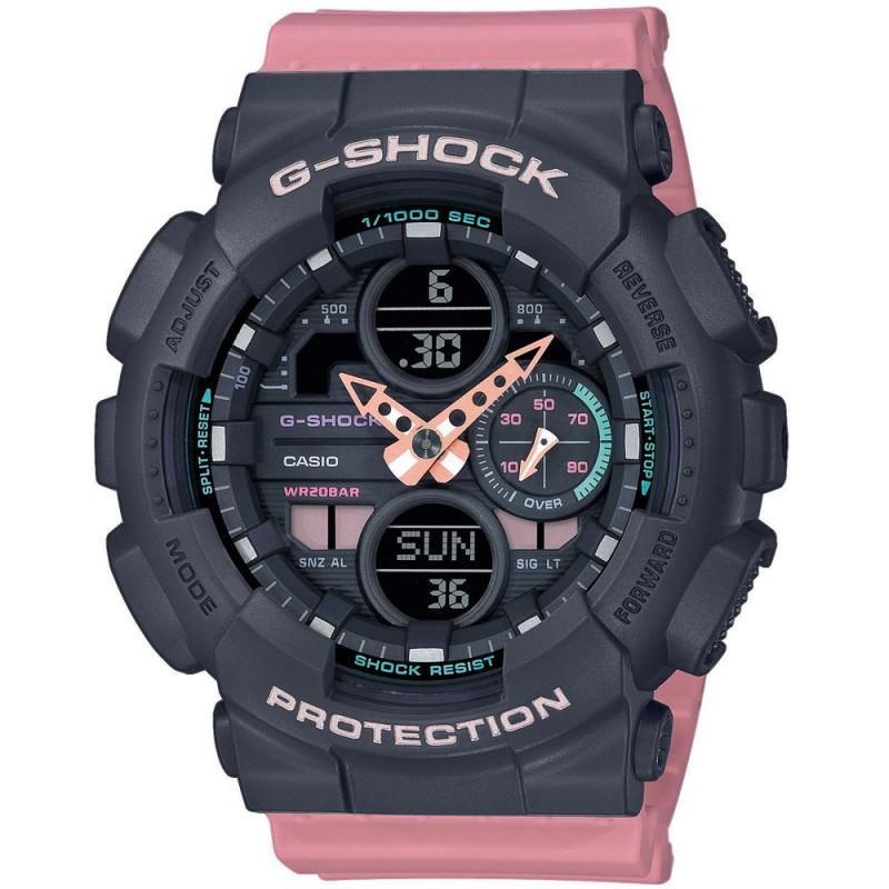 Dámské hodinky CASIO G-SHOCK GMA-S140-4AER