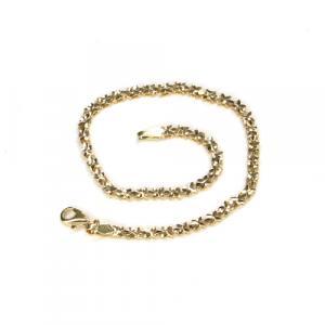 Náramek ze žlutého zlata Pattic AU 585/000 3,75 gr ARP010003-19