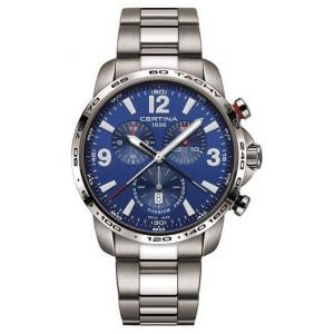 Pánské hodinky CERTINA DS Podium Big Size Chronograph Titanium C001.647.44.047.00