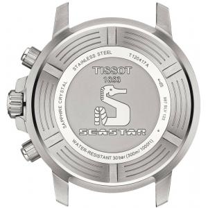 Pánske hodinky TISSOT Seastar 1000 Quartz Chronograph T120.417.11.421.00