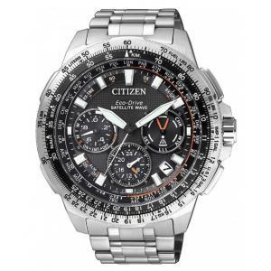 Pánské hodinky CITIZEN Satellite Wave Eco-Drive CC9020-54E