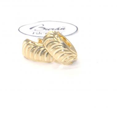 Zlaté náušnice PATTIC  AU 585/000 2,00 gr, MB03404O