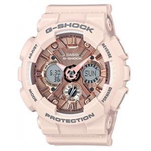 Dámské hodinky CASIO G-SHOCK GMA-S120MF-4A
