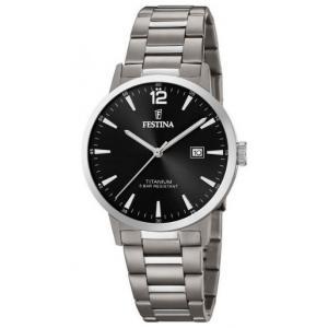 Pánské hodinky FESTINA Titanium Date 20435/3