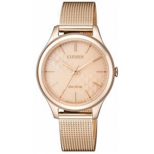 Dámské hodinky CITIZEN Elegance Eco-Drive EM0503-83X