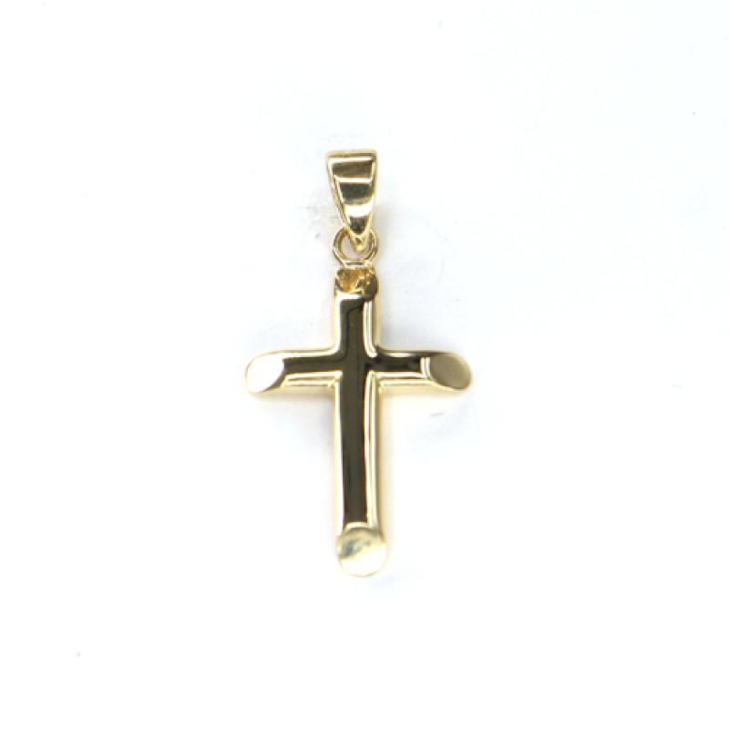 Přívěs křížek Pattic AU 585/000 1,2 gr ARP107905