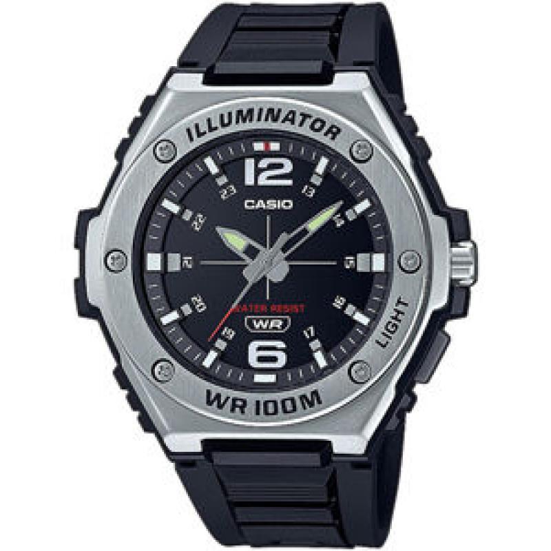 Pánske hodinky CASIO MWA-100H-1AVEF