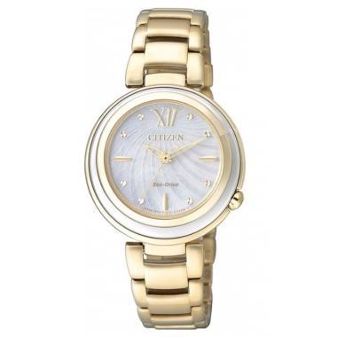 Dámské hodinky CITIZEN Elegance Eco-Drive EM0336-59D
