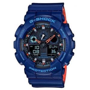 Pánské hodinky CASIO G-SHOCK GA-100L-2A
