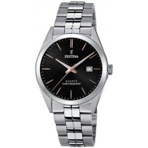 Pánské hodinky FESTINA Classic Bracelet 20437/C