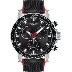 Pánské hodinky TISSOT Supersport Quartz Chronograph La Vuelta Special Edition T125.617.17.051.01