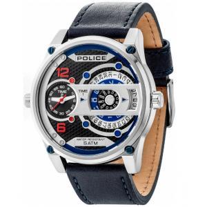Pánské hodinky POLICE D-Jay PL14835JS/02