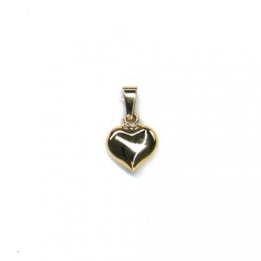Príves srdce Pattic AU 585/000 0,3 gr ARP132905