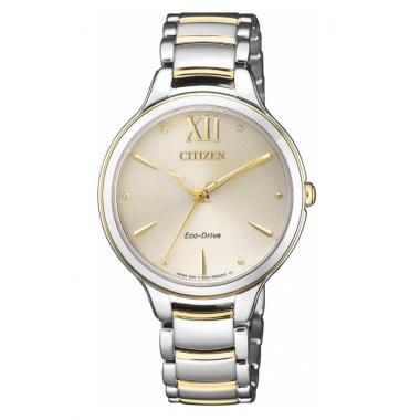 Dámské hodinky CITIZEN Elegance Eco-Drive EM0554-82X