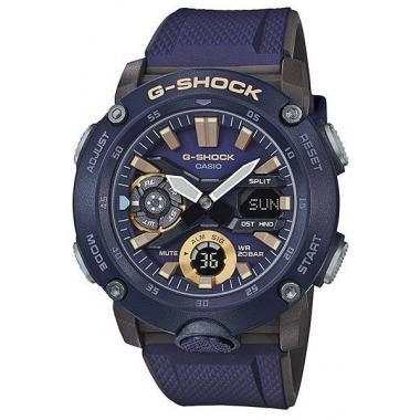 Pánské hodinky CASIO G-Shock Carbon Core Guard GA-2000-2AER