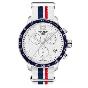 Pánské hodinky TISSOT Quickster Chronograf T095.417.17.037.09