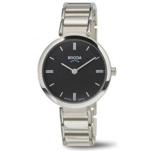 3D náhled. Dámské hodinky BOCCIA TITANIUM 3252-02 06c285255b