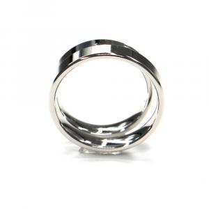 Snubní prsteny Pattic AU 585/000, 9,95 gr, 4P2, zirkon
