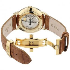 Pánské hodinky EDOX Les Bémonts Shade Of Time 85300 37J AID