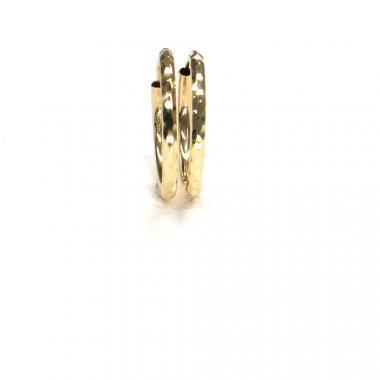Náušnice ze žlutého zlata Pattic AU 585/000 1,25 gr ARP001604Y