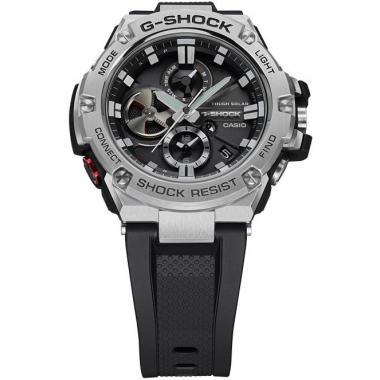 Pánské hodinky CASIO G-SHOCK G-Steel GST-B100-1AER