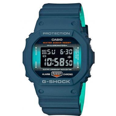 Pánské hodinky CASIO G-Shock G-Classic Navy Blue Accent Series DW-5600CC-2ER