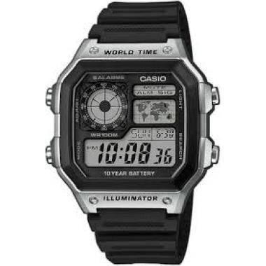 Pánské hodinky CASIO Collection AE-1200WH-1CVEF