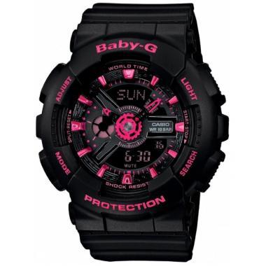 Dámské hodinky CASIO Baby-G BA-111-1A