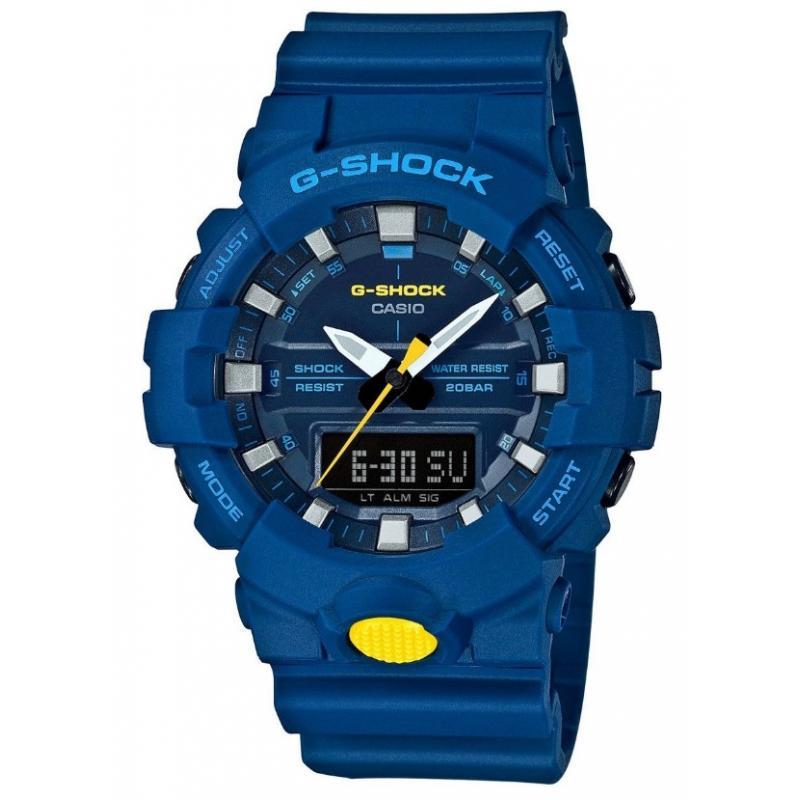 Pánské hodinky CASIO G-SHOCK GA-800SC-2A