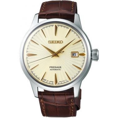 Pánské hodinky SEIKO Presage Automatic Cocktail Time SRPC99J1
