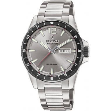 Pánské hodinky Festina Titanium Sport 20529/3