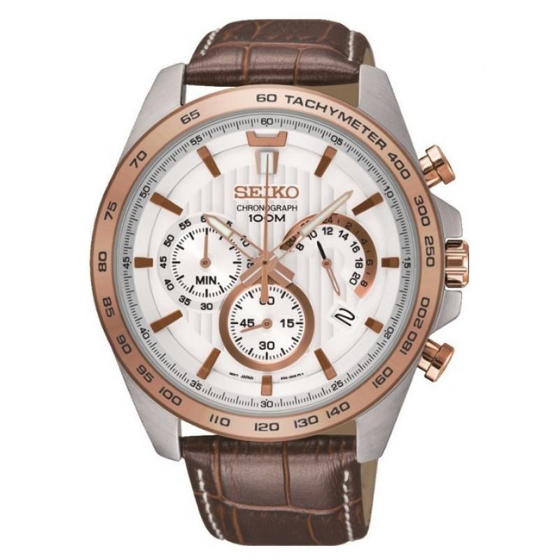 Pánské hodinky SEIKO Chronograph SSB306P1