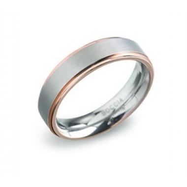 Titanový prsten BOCCIA 0134-03