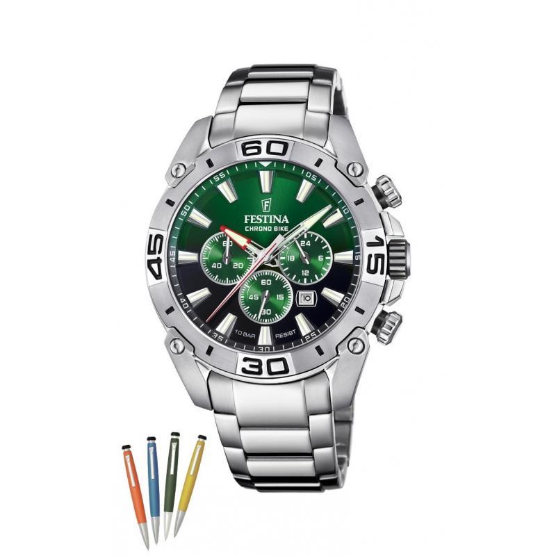 Pánske hodinky FESTINA Chrono Bike 2021 + darček! 20543/3