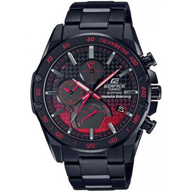 Pánské hodinky CASIO Edifice Honda Racing Limited Edition EQB-1000HR-1AER