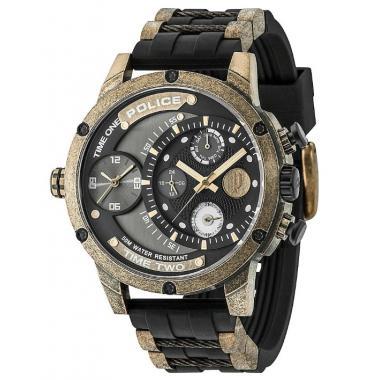 Pánské hodinky POLICE Adder Unite Aquaman PL14536JSQG/AM