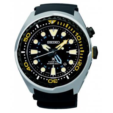Pánské hodinky SEIKO Prospex Kinetic Diver SUN021P1