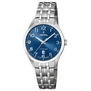 Dámské hodinky FESTINA Titanium Date 20468/2