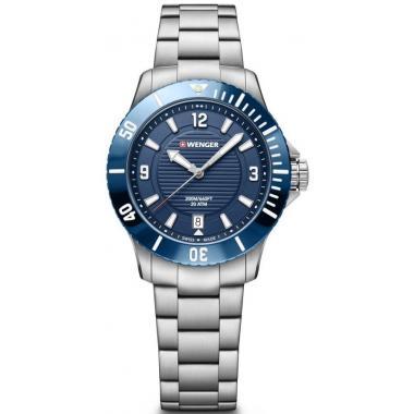 Dámske hodinky WENGER Sea Force Quartz 01.0621.111