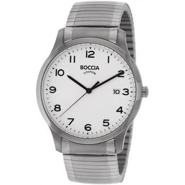 Pánské hodinky BOCCIA TITANIUM 3616-01