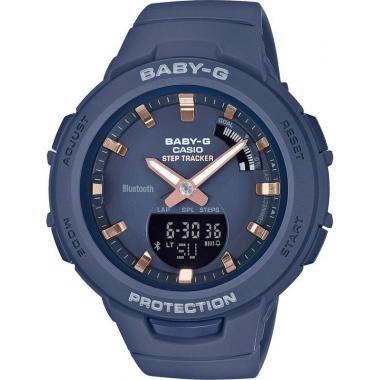 Dámské hodinky CASIO Baby-G G-Squad BSA-B100-2AER