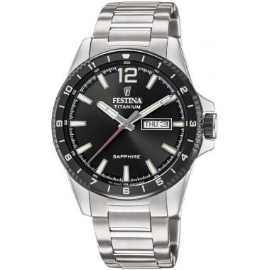 Pánské hodinky FESTINA TITANIUM SPORT 20529/4