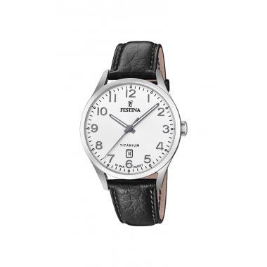 Pánské hodinky FESTINA Titanium Date 20467/1